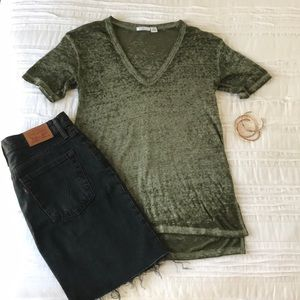 Nordstrom BP Green T Shirt